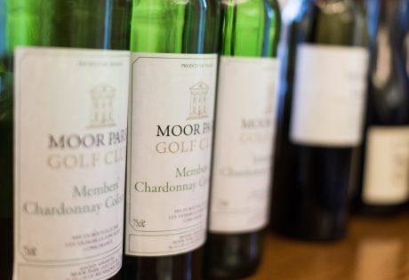 Golf Members Chardonnay Wine