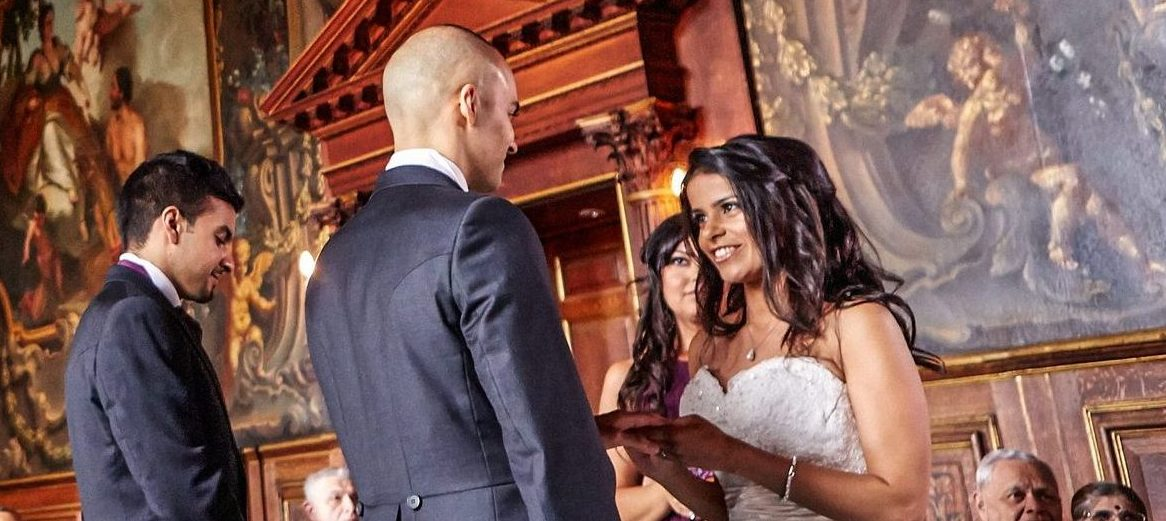 indian asian wedding registry photo