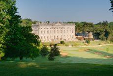 Golf Course & mansion