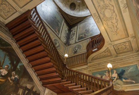 Main Staircase at Moor Park