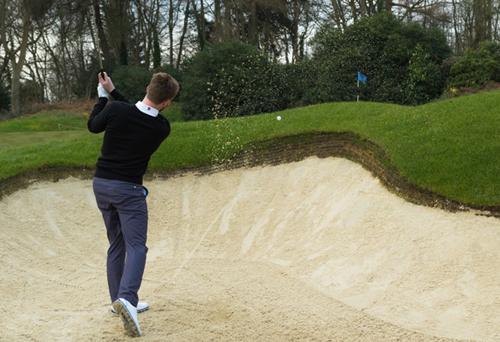 bunker shot