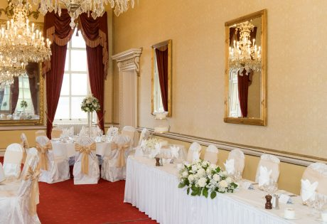 Main Dining Room Wedding Pre Transition