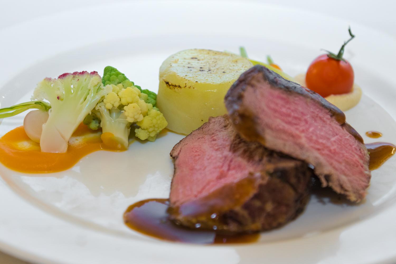 Fillet of Beef Wellington