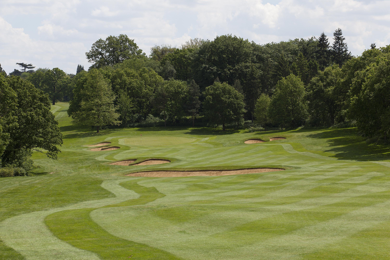 West Golf Course hole 7