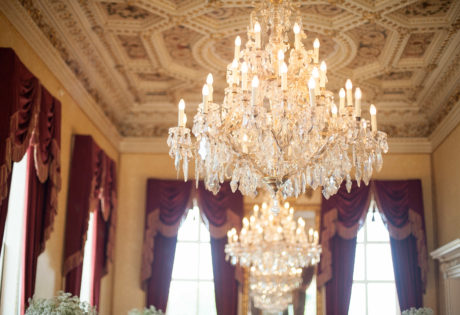 Main Dining Room Chandeliers