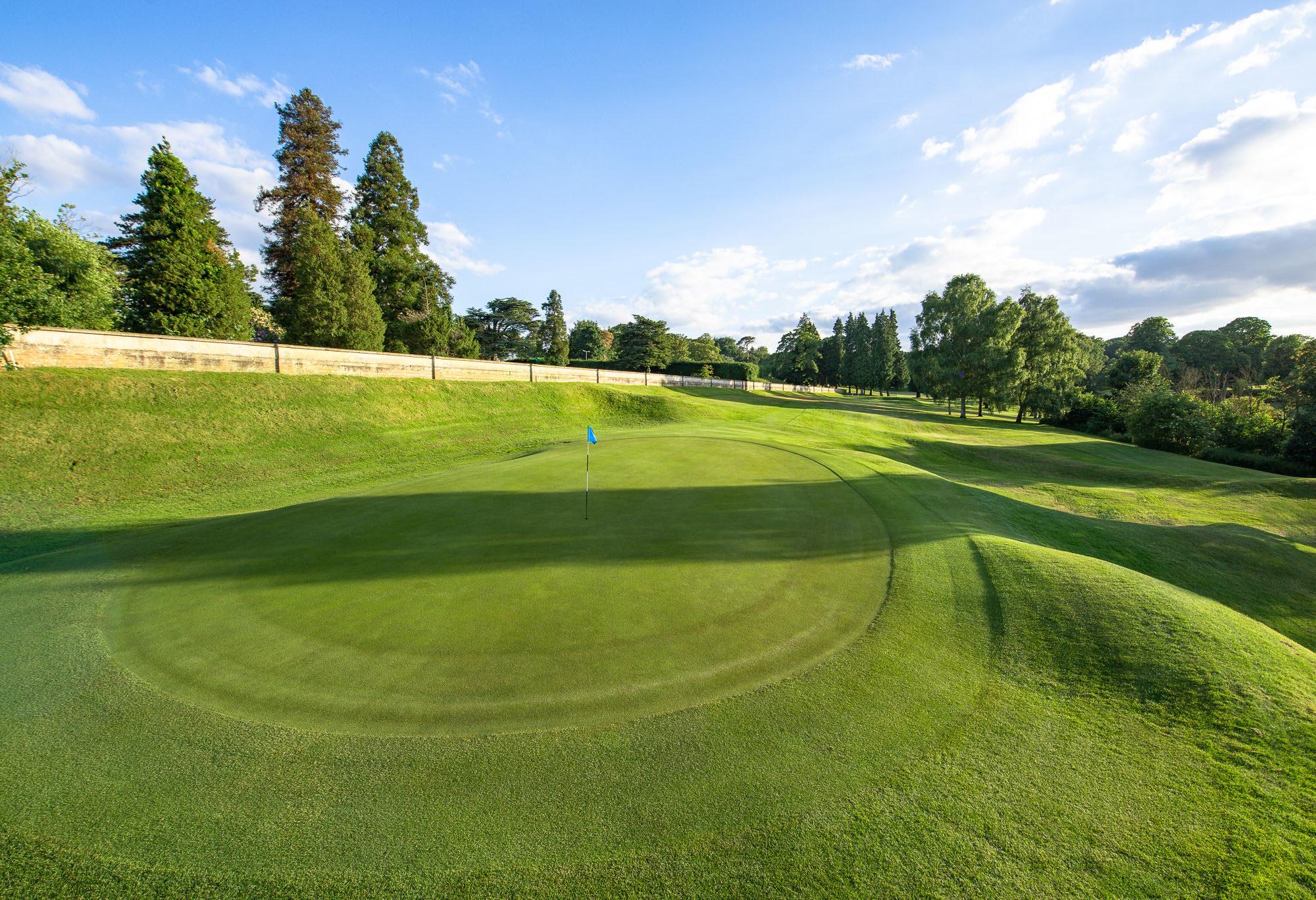 Moor Park Golf Club Rickmansworth In Hertfordshire