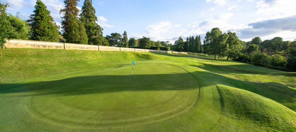 Moor Park Golf Club Rickmansworth In Hertfordshire